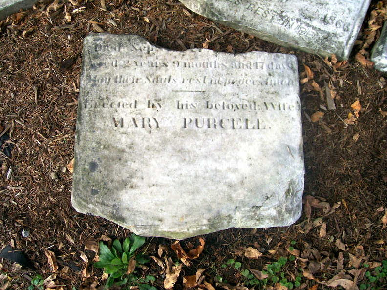 11) James Bracken and Mary Purcell